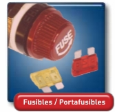 Fusibles / Portafusibles
